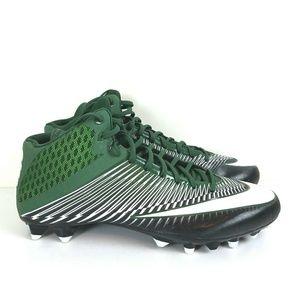 Nike Vapor Speed 3/4 Mid Mens Football Cleats